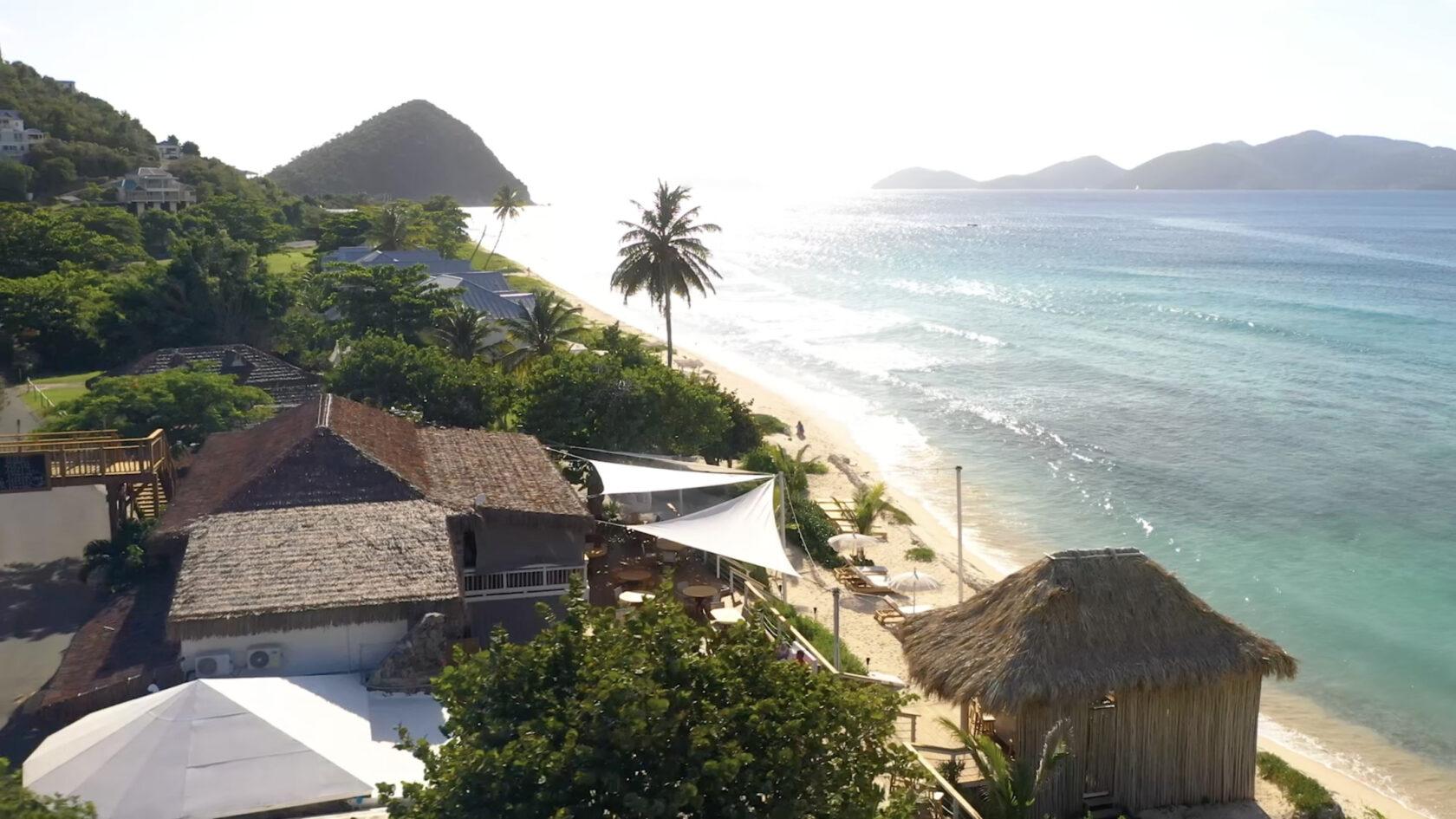 Long Bay Beach Resort Tortola British Virgin Islands